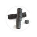 Lock-On Bar Tape Grips | MTB / Road | 130mm | black