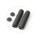 Lock-On Bartape Grips | 130mm | schwarz