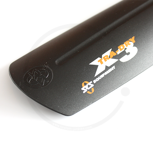 SKS X-TRA-DRY Quick Release Dirtboard MTB 26 - schwarz