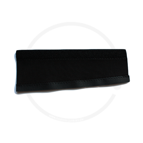 Chainstay Protector Lycra & Velcro black