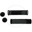 XLC Ringo GR-S05 Lock-On Grips | 130mm - black / grey