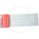 Proline Scratch Guard Rahmenprotektoren | 14 Folien-Pads transparent