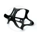 Aluminium Lightweight Bicycle Water Bottle Cage - black