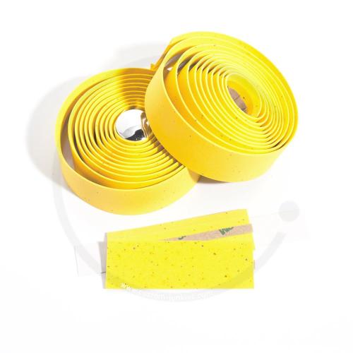Cork Bar Tape   Kork-Lenkerband 3M - gelb