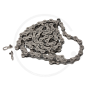 "KMC X9 Grey 9 Speed Chain | 1/2"" x 11/128"" 