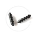 Gummibalg für V-Brake | schwarz | 2 Stück