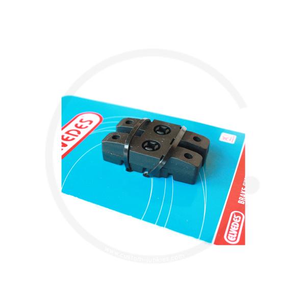 Hydraulik Power-Pads für Magura schwarz 2 Paar = 4 Stück