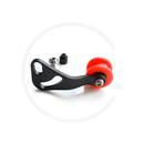 Single Speed Chain Tensioner | black/orange