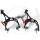 JULY 20F Road Brakes | 6066-T6 Rennrad-Bremsen | 39-51mm | schwarz