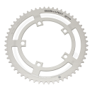GEBHARDT Chainring Classic | Aluminium silver | 130mm BCD - 50T