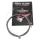 NIRO-GLIDE TURBO Edelstahl-Bremszug MTB | Walzennippel | 1,5x2050mm