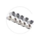 Double Chainring Bolts | silver