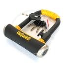 Onguard Pitbull Mini #8006 | Bügelschloss 90x140mm Ø 14mm | mit Halter