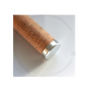 Lock-On Cork Handlebar Grips   130mm