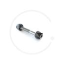 Sattelklemmbolzen Niro | M6 x 50mm - schwarz