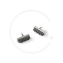 Jagwire Brake Shoes Basics X-Caliper for Aluminium Rims
