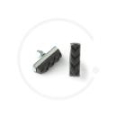 Jagwire Bremsschuhe Basics X-Caliper für Alu-Felgen