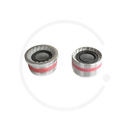 Replacement Bearing Cups for Token/ Neco/ Tecora E Bottom Brackets - French (1.378 x 25.4 tpi)