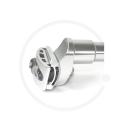 Alu Patent-Sattelstütze | silber | Durchmesser 24.0 mm