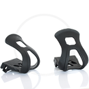 VP Components 700F Half Toe Clips | Plastic black