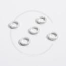 GEBHARDT Kettenblattdistanzscheiben Alu | 5 Stück - 3,9mm