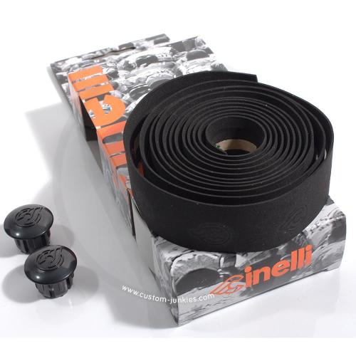 Cinelli Cork Handlebar Tape - black