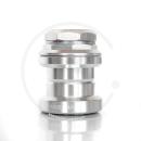 """Tange Seiki Falcon 1 1/8"""" Threaded Headset - silver"""