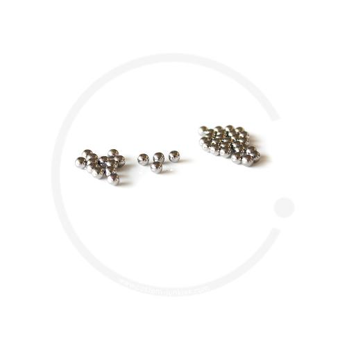 Chrome Steel Balls | 5/32 inch (3.969mm) | e.g. for Headset Loose Ball Bearings