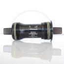 Campagnolo Centaur Triple Bottom Bracket BB6-CE5 | ISO Square Taper | 115.5mm - BSA