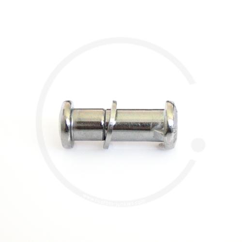 Sattelklemmbolzen Rennrad | CrMo | mit Nase - M6x22mm