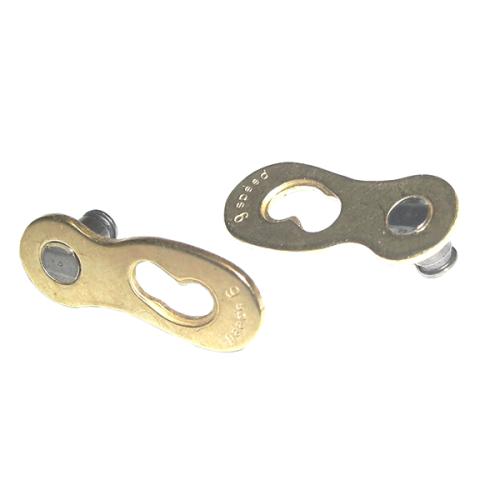 Connex Link Kettenverschluss für 9-fach Ketten - gold