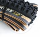 Panaracer Smoke Classic | MTB Folding Tyre | black/gumwall | 26 x 2.10