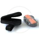 Continental Schlauchtasche mit Schlauch (Conti Race 28) und 2 Reifenhebern - 42mm