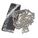 "Miche Pista Singlespeed Kette | 1/2 x 1/8"" | vernickelt"