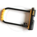 Onguard Bulldog Combo SDT #8010C | Zahlen-Bügelschloss 115x230mm | mit Halter