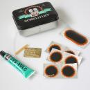 Tip Top Bicycle Tyre Inner Tube Puncture Repair Kit TT02 (Touring) | Metal Box