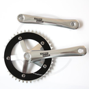 Sturmey Archer FCT22 Single Speed Crankset | 1/2 x 1/8 |...
