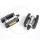 Tecora E Sports Anti-Slip Pedals with Reflectors