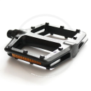 VP Components VP-535 | BMX / MTB Plattformpedale | Kunststoff schwarz