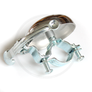 Classic Bicycle Bell | Vintage Road Bike | Polished Stainless Steel | silver