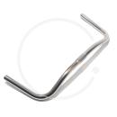 Brave Classics Handlebar Porteur | Aluminium silver | width 500mm | Clamp 25.4