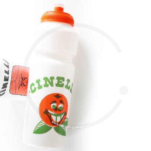 Cinelli *Barry McGee* Water Bottle | 750ml - orange
