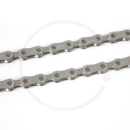 """Connex 808 Bicycle Chain   6 7 8 speed   1/2 x 3/32""""   nickel-plated"""