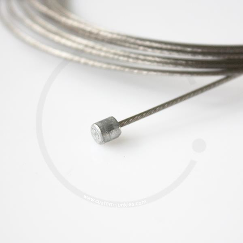 Shimano Stainless Steel Inner Shift Cable | 1.2 x 2100mm | MTB, Road
