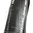 Schwalbe Lugano HS471 | Rennrad Faltreifen | schwarz - 700x23C