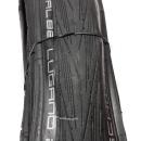 Schwalbe Lugano HS471   Road Bike Folding Clincher Tyre   black - 700x23C