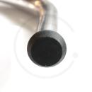 Road Bar End Plugs VLP-170 | Rubber black | 2 Pcs