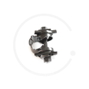 Saddle Clamp 7/8 inch for Plain Seatpost   black