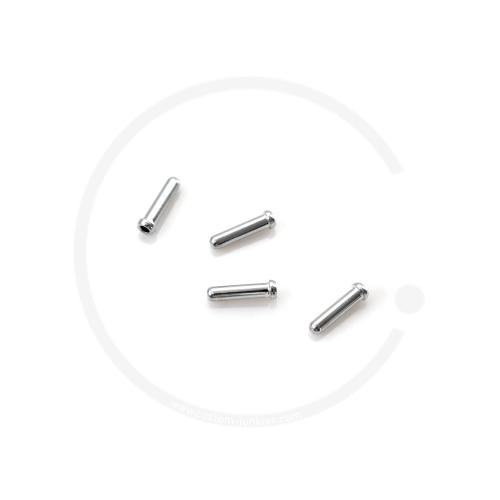 Endhülse/Quetschnippel Shimano für Bremsinnenzug (1,6mm)