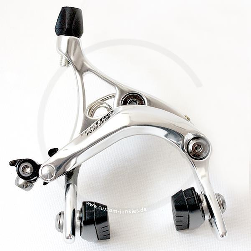 Tektro R-539 Road Caliper Brakes | Long Reach 47-59mm | silver or black